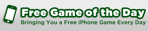 Free Game of the Day - Free download av iPhone spel